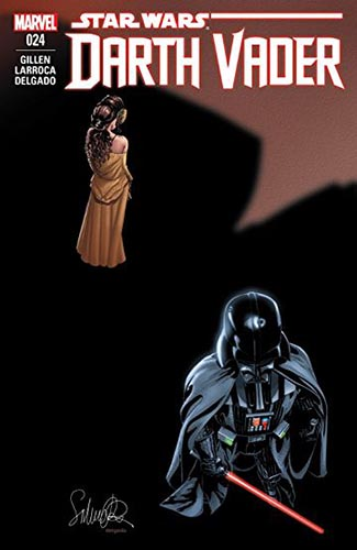 Darth Vader 24: End of Games, Part V