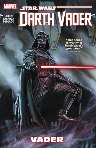 Darth Vader (2015): Trade Paperback Volume 1: Vader