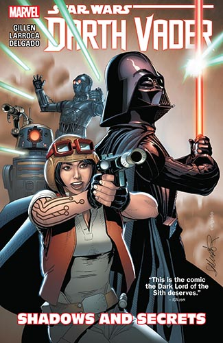 Darth Vader Volume 2: Shadows And Secrets