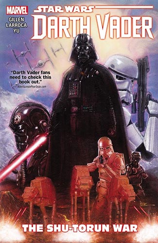 Darth Vader (2015): Trade Paperback Volume 3: The Shu-Torun War