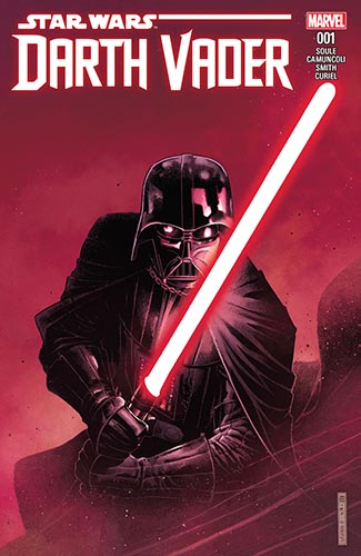 Darth Vader: Dark Lord of the Sith 01: The Chosen One, Part I