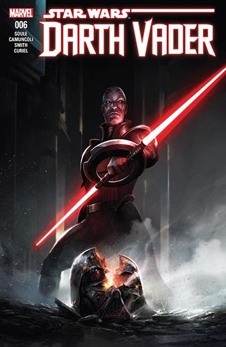 Darth Vader: Dark Lord of the Sith 6: The Chosen One, Part VI