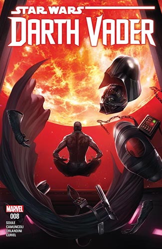 Darth Vader: Dark Lord of the Sith 8: The Dying Light, Part II