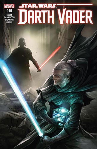 Darth Vader: Dark Lord of the Sith 10: The Dying Light, Part IV