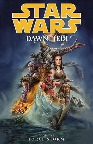 Dawn of the Jedi Volume 1