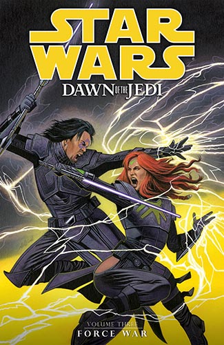 Dawn of the Jedi Volume 3