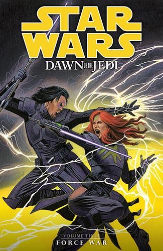 Dawn of the Jedi Volume 3