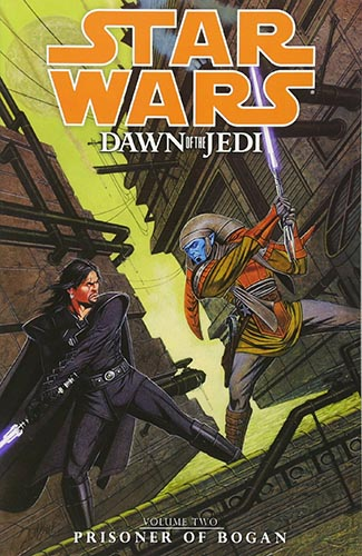 Dawn of the Jedi Volume 2