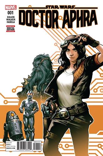 Doctor Aphra 01: Aphra, Part I