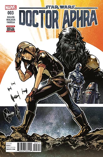 Doctor Aphra 03: Aphra, Part III