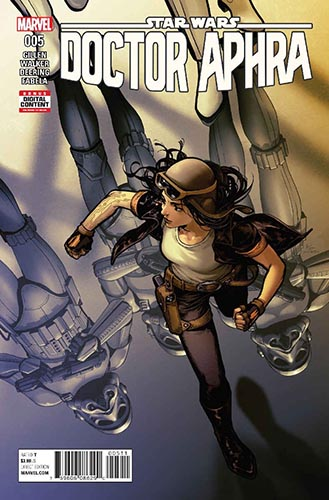Doctor Aphra 05: Aphra, Part V