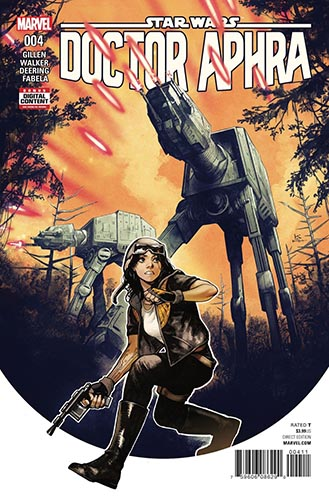 Doctor Aphra 4: Aphra, Part IV