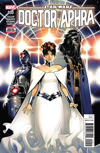 Doctor Aphra 09: The Enormous Profit, Part I