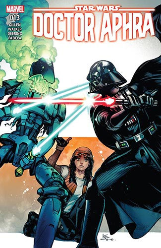 Doctor Aphra 13: The Enormous Profit, Part V