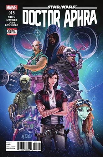 Doctor Aphra 15: Remastered, Part II
