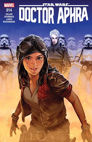 Doctor Aphra 14: Remastered, Part I