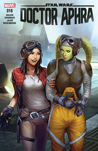 Doctor Aphra 18: Remastered, Part V