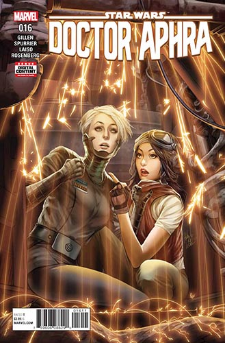 Doctor Aphra 16: Remastered, Part III