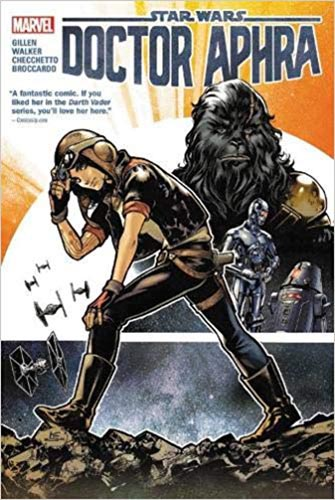 Doctor Aphra (2016): Hardcover Omnibus Volume 1