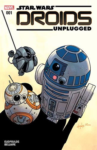 Droids Unplugged 1