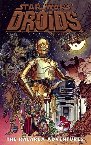Droids: The Kalarba Adventures (1995)