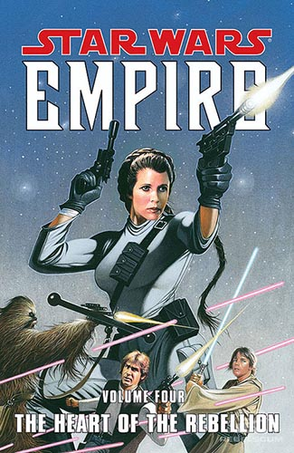 Empire Volume 4: The Heart Of The Rebellion