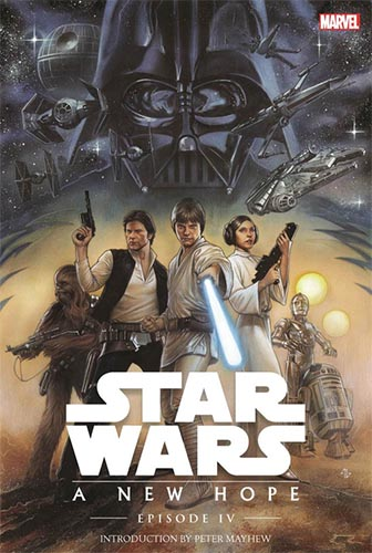 Episode IV: A New Hope (Hardcover) (Remastered) (1977)