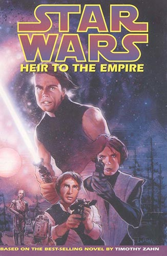Heir to the Empire (Graphic Novel)