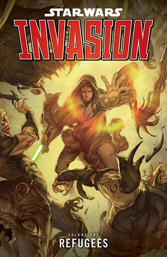 Invasion Volume 1 Refugees