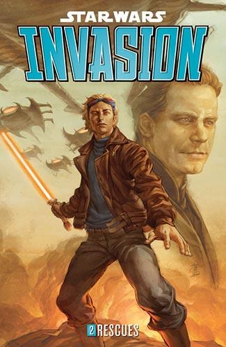 Invasion Volume 2 Rescues