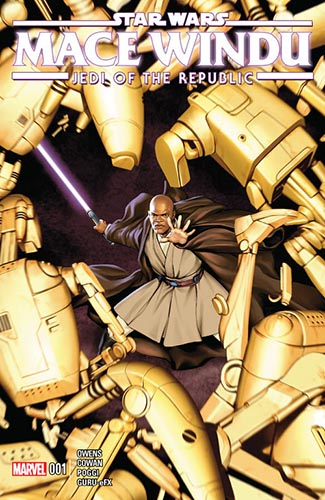 Jedi of the Republic—Mace Windu, Part I