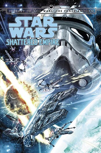 Shattered Empire (Hardcover)