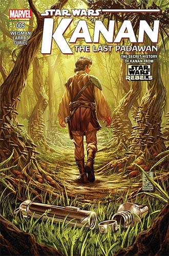 Kanan 5: The Last Padawan, Part V: Release