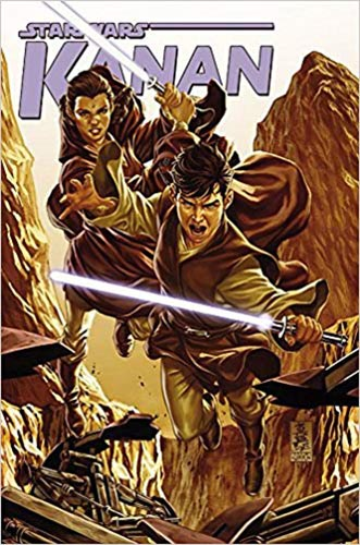 Kanan: Trade Paperback Volume 2: First Blood