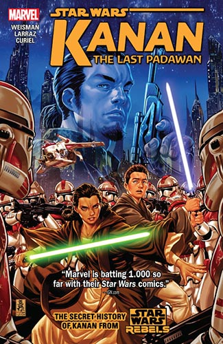 Kanan Volume 1: The Last Padawan