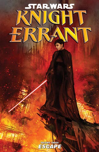 Knight Errant Volume 3: Escape