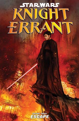 Knight Errant Volume 3: Escape