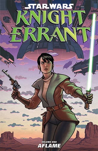 Knight Errant Volume 1: Aflame