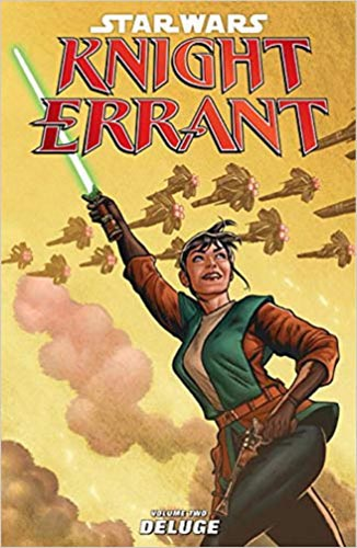 Knight Errant Volume 2: Deluge