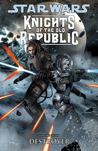 Knights of the Old Republic Volume 8: Destroyer
