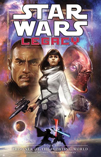 Legacy Volume 2 Book 1: Prisoner of the Floating World