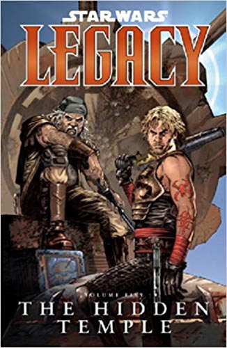 Legacy Volume 5 The Hidden Temple