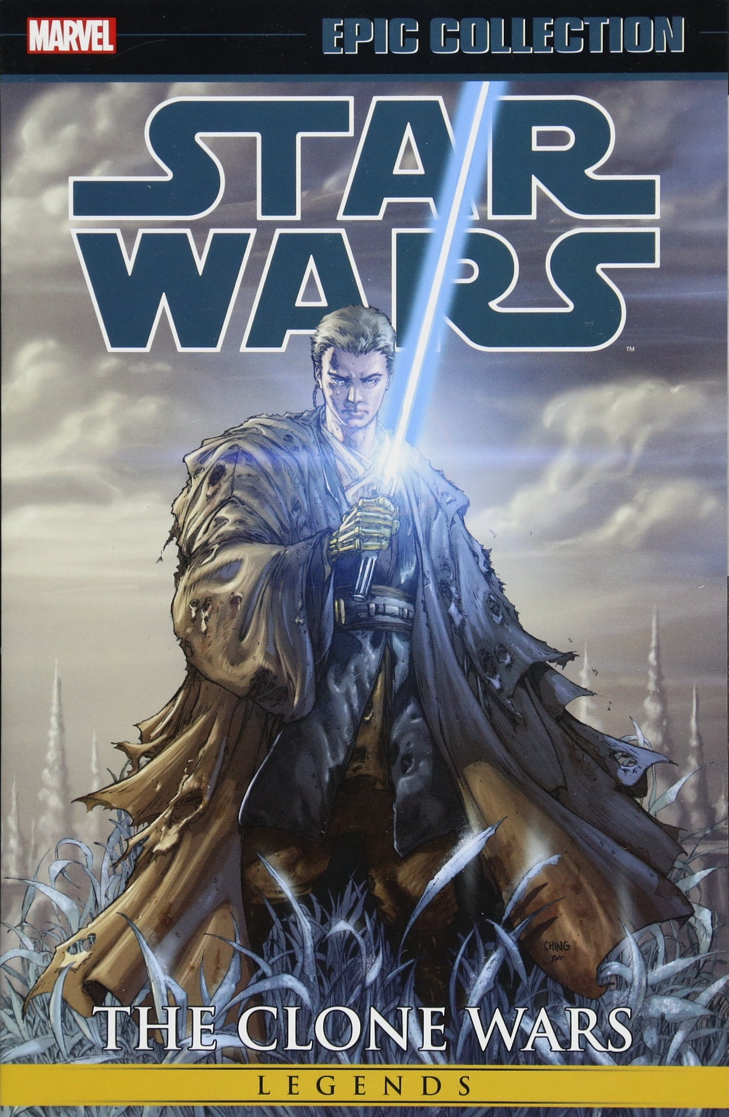 Legends Epic Collection: The Clone Wars Volume 2