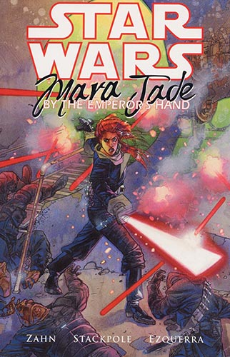 Mara Jade: By The Emperor's Hand