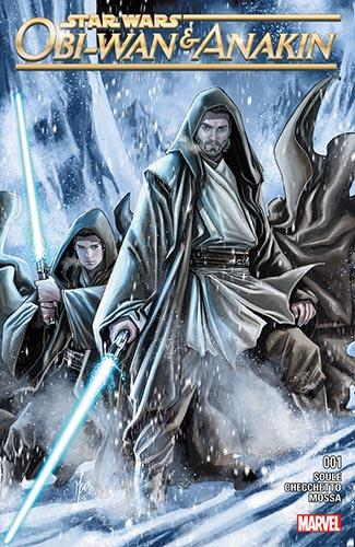 Obi-Wan & Anakin, Part I