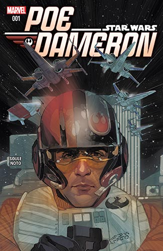 Poe Dameron 1: Black Squadron, Part I