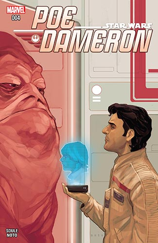 Poe Dameron 04: Lockdown, Part I
