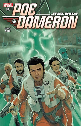 Poe Dameron 03: Black Squadron, Part III