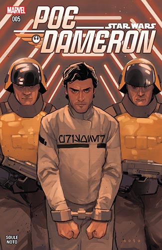Poe Dameron 05: Lockdown, Part II