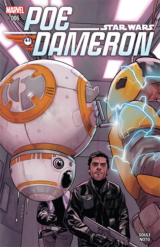 Poe Dameron 06: Lockdown, Part III
